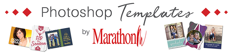 Photoshop Templates by Marathon